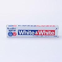 ライオン ホワイト&ホワイト 150g