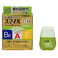 【第2類医薬品】ライオン スマイル40EX ゴールドマイルド