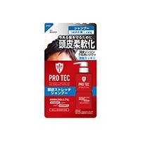 ライオン PRO TEC 頭皮ストレッチシャンプー 詰替用 230g