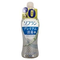 【数量限定】ライオン ソフラン プレミアム消臭プラス ホワイトハーブアロマの香り 本体 620ml 衣料用柔軟剤