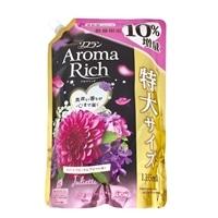 【数量限定】ソフラン アロマリッチ 詰替特大増量 ジュリエットスイートフローラルアロマの香り 1335ml