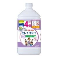 ライオン キレイキレイ 薬用泡ハンドソープ フローラルソープの香り 詰替 800ml