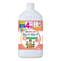 ライオン キレイキレイ 薬用泡ハンドソープ フルーツミックスの香り 詰替 800ml