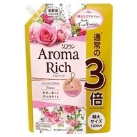【数量限定】ライオン ソフラン アロマリッチ ダイアナ 詰替 特大 1200ml