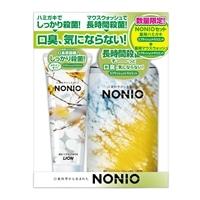【数量限定】NONIO 薬用マウスウォッシュ スプラッシュシトラスミント 600ml+薬用ハミガキ 130g