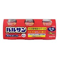 【第2類医薬品】LN バルサン 12-16畳用3個