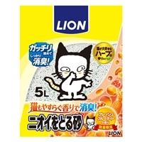 猫砂 LION ニオイをとる砂香りプラスフレッシュフルーティー (1Lあたり 約 119.6円)