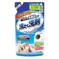 ペットの布製品専用 洗たく洗剤 つめかえ用 320g