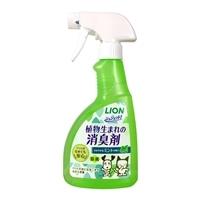 LION シュシュット! 植物生まれの消臭剤 ミントの香り 本体 400ml