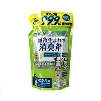 LION シュシュット! 植物生まれの消臭剤 ミントの香り つめかえ用 320ml