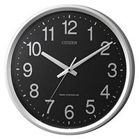 電波掛時計 サークルポート(BK)