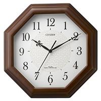 木枠電波掛時計 ネムリーナメイト