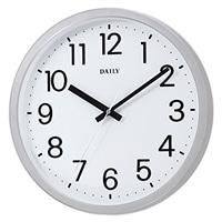 スタンダード掛時計 フラットフェイスN