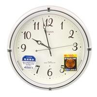 リズム時計工業 電波掛時計 4MYA37-003