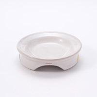 猫専用陶器食器 ウェットフード向き 猫としっぽ