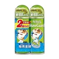 【数量限定】シック 薬用シェーブガード シェービングフォーム ダブルパック 200g×2個