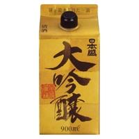 日本盛 大吟醸 パック 900ml【別送品】