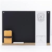 【trv・数量限定】ちいさな黒板 A4 黒