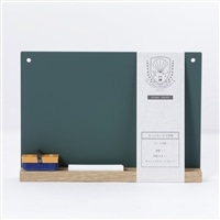 【trv・数量限定】もっとちいさな黒板 A5 緑