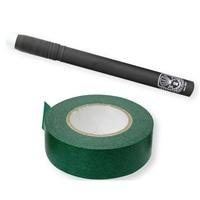 【trv・数量限定】テープ黒板18mm幅 緑