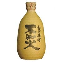 不知火 陶器 麦焼酎 25度 720ml【別送品】