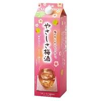 アサヒ やさしさ梅酒 紙パック 1800ml【別送品】