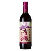 サントネージュ 無添加 有機ワイン 赤 720ml【別送品】