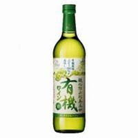 サントネージュ 無添加 有機ワイン 白 720ml【別送品】