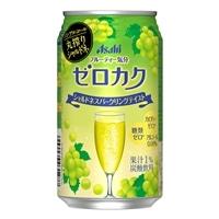 【ケース販売】アサヒ ゼロカク シヤルドネスパーク 350ml×24本【別送品】