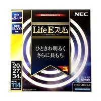 ホタルクス 残光型高周波点灯専用蛍光ランプ LifeEホタルックスリム 3波長形昼光色パック 20形+27形+34形 FHC114ED-LE