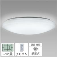 NEC LEDシーリング ~12畳 調光タイプ HLDZ12604