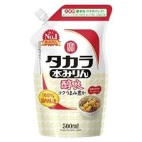 タカラ 醇良みりん エコパウチ 500ml【別送品】