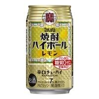 【ケース販売】TaKaRa 焼酎ハイボール レモン 350ml×24缶【別送品】