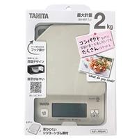タニタKJ213HGYデジタルスケール