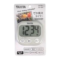 タニタTD384HGYキッチンタイマー