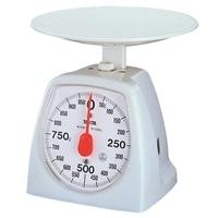 クッキングスケール 1kg ホワイト