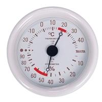 タニタ TT−515 温湿度計 CWH