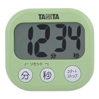 タニタ でか見えタイマー TD-384 ピスタチオグリーン