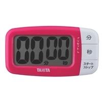 タニタ でか見えプラスタイマー ピンク TD-394