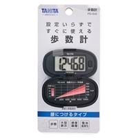 【店舗限定】タニタ 歩数計 PD-645 ブラック