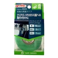 エーモン 3928 超強力両面テープ 透明両面テープ
