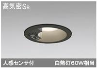 LEDダウンライト軒下用センサーOD261852