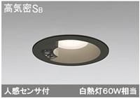 LEDダウンライト軒下用センサーOD261858