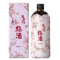 篠崎 千年の眠り 梅酒 720ml【別送品】
