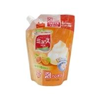 ミューズ 泡ハンドソープ フルーティフレッシュの香り 詰替 450ml