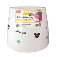 食べやすい陶製食器 犬用 M