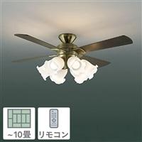 KOIZUMI コイズミ照明 LED電球 電球色 60形×6灯 10畳用 AM41907L