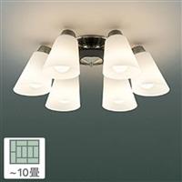 KOIZUMI コイズミ照明 シャンデリア6灯 10畳 AA42062L
