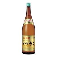 いいちこ 麦 25度 瓶 1800ml【別送品】
