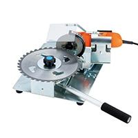 手動式 チップソー研磨機 TPG-1刃研ぎグラインダー付
